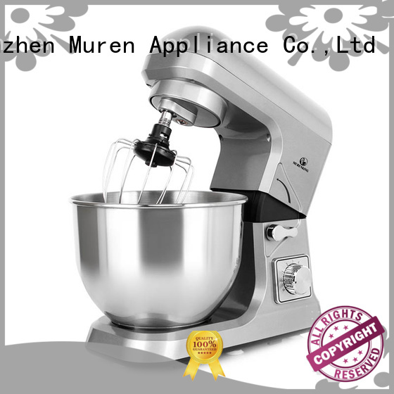 Top stand food mixer 1000w supply for restaurant