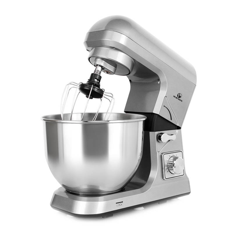 Food Stand Mixer 1000W 5L Mixing Bowl Tilt-head Design 6 Speeds Control MK-36C
