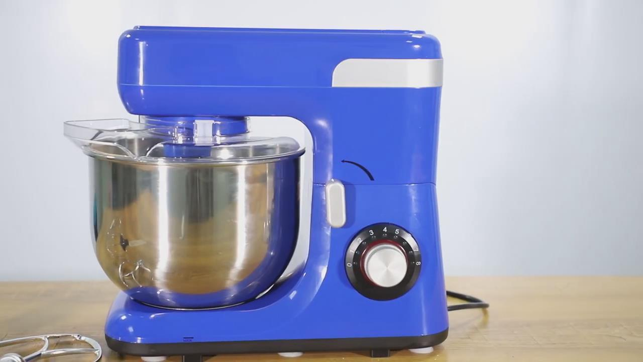 Ideal Design 1200W 5.5L Kitchen Machine Electric Stand Mixer MK-55
