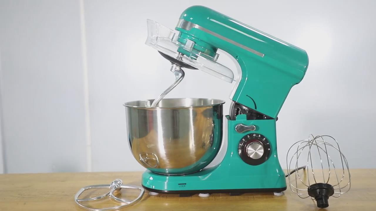Extremely Powerful 1300W 7L Variable 8 Speed Food Stand Mixer MK-39