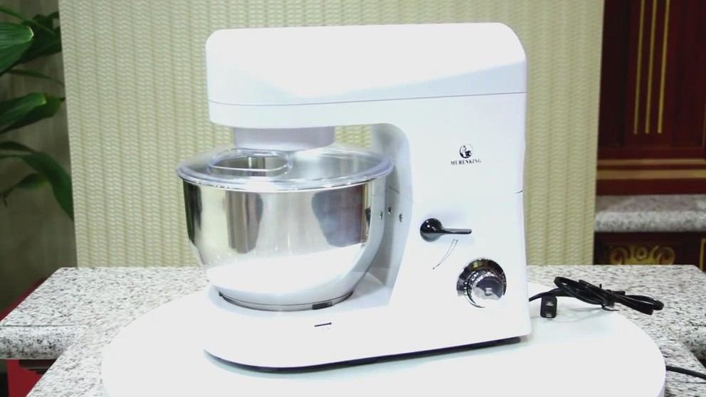 1200W 5L Professional 6-Speed Control Tilt-Head Design Kitchen Electric Food Stand Mixer SM-168