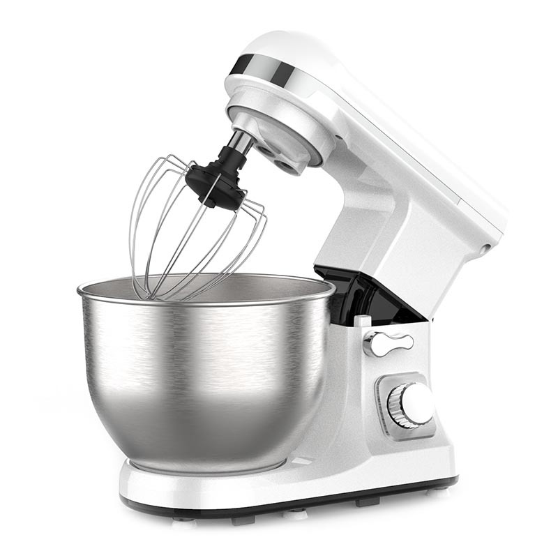 5L Household High Efficient Kneading Multi-function Die-cast Aluminum Stand Mixer MK-37A