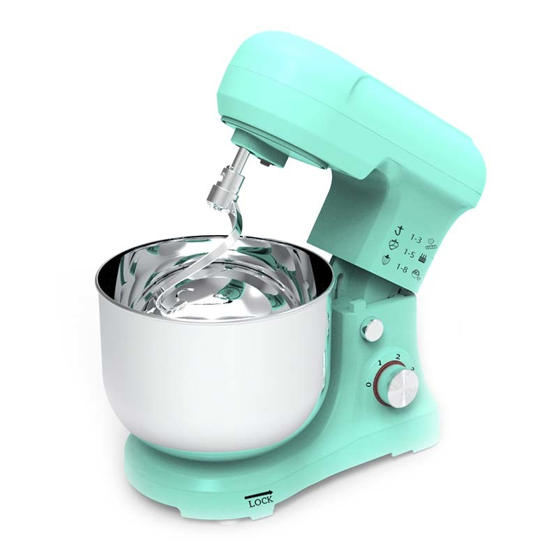 Portable Mini Stand Mixers Domestic Appliance With 500w Dc Motor Intelligent Mk-15