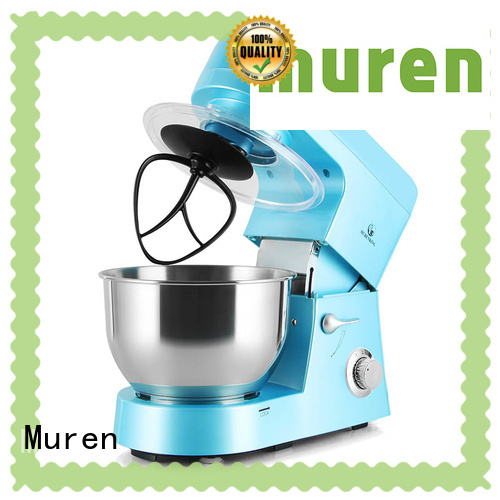 Muren brushed stand mixer machine suppliers for baking