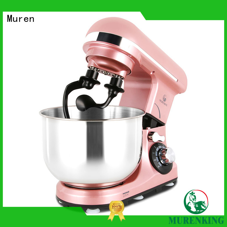 Muren Hot sale best stand up mixer suppliers for kitchen