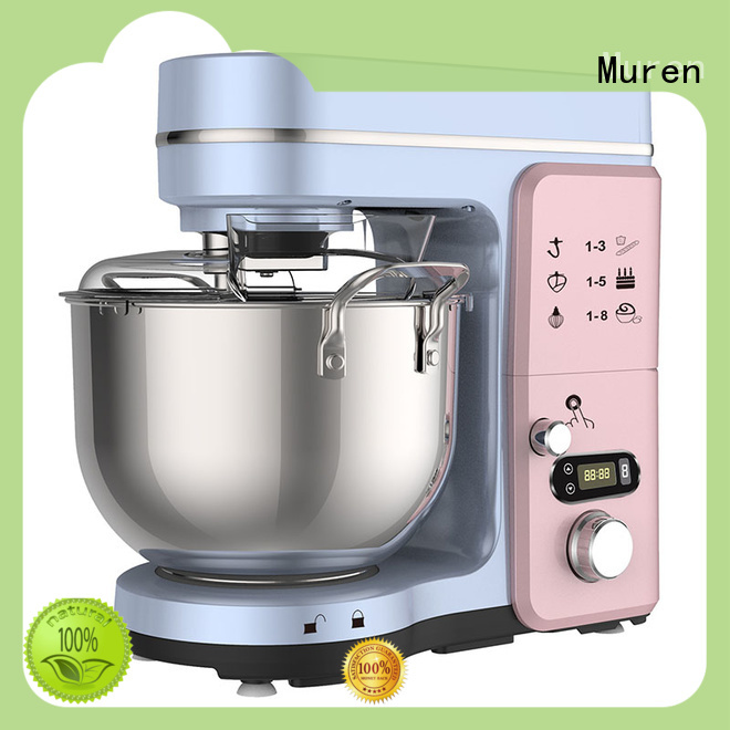Muren High-quality best stand food mixer factory for cake