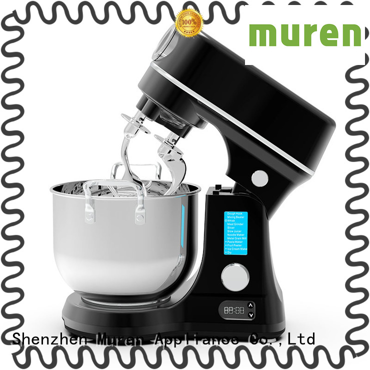 Muren stand all metal stand mixer for sale for cake