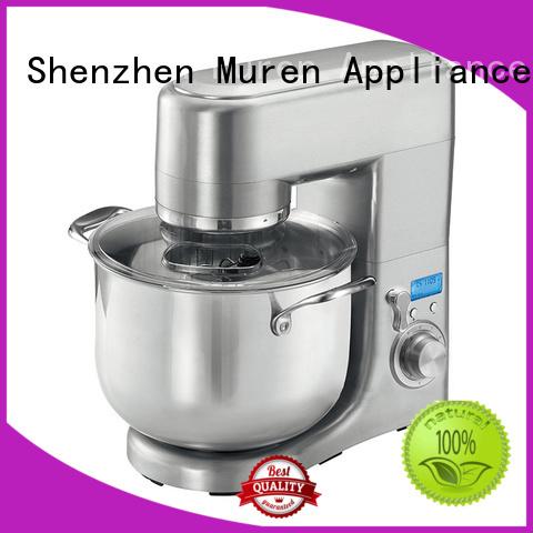 Muren aluminium best stand food mixer for sale for baking