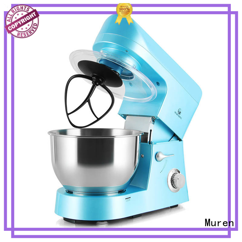 Muren brushed best home stand mixer for sale for kitchen