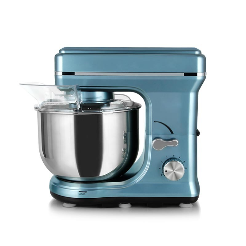 Muren Stand Mixer MK-16 1200W 4.5L Mixing Bowl 6 Speeds Control Tilt-Head Food Mixer