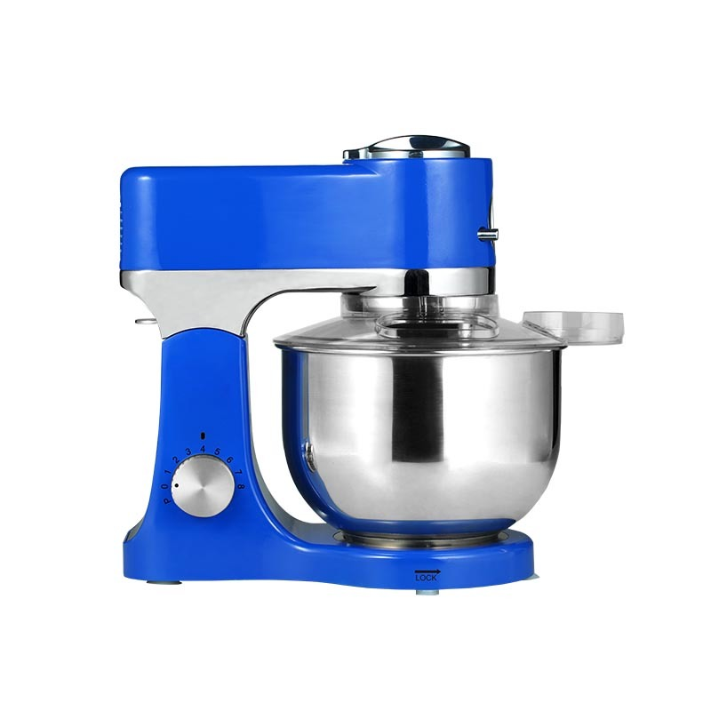 5L Household High Efficient Kneading Multi-function Die-cast Aluminum Kitchen Stand Mixer MK-50FG