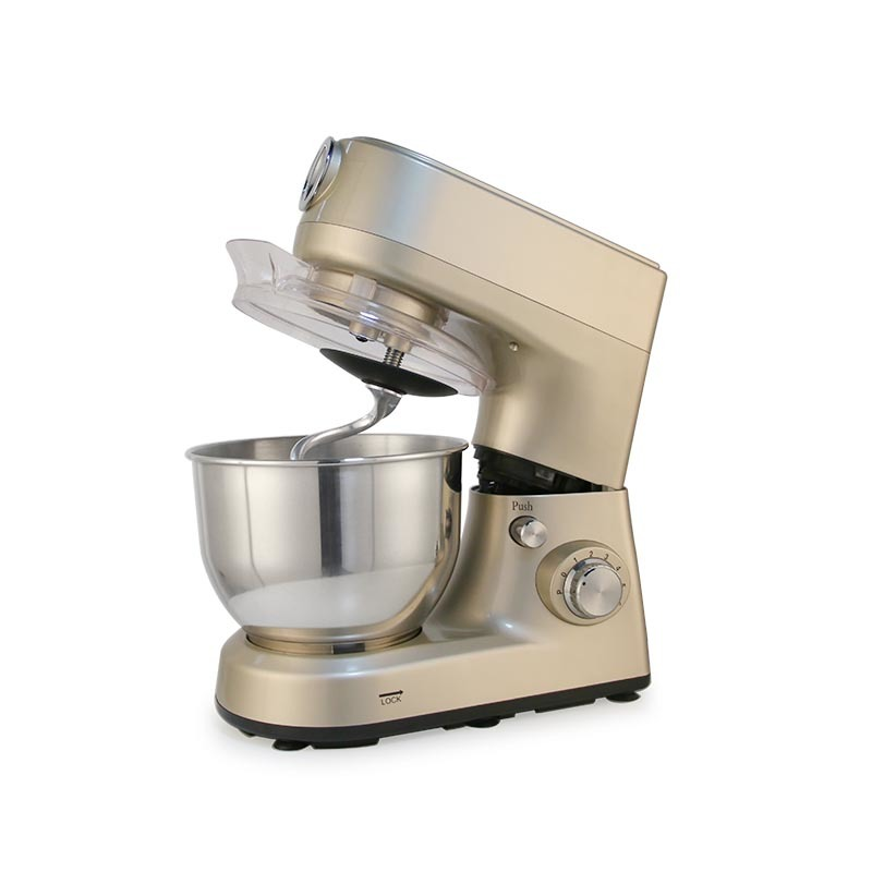 1000W 5L Professional 6-Speed Control Tilt-Head Design Multi-function Kitchen Electric Food Stand Mixer SM-160BG