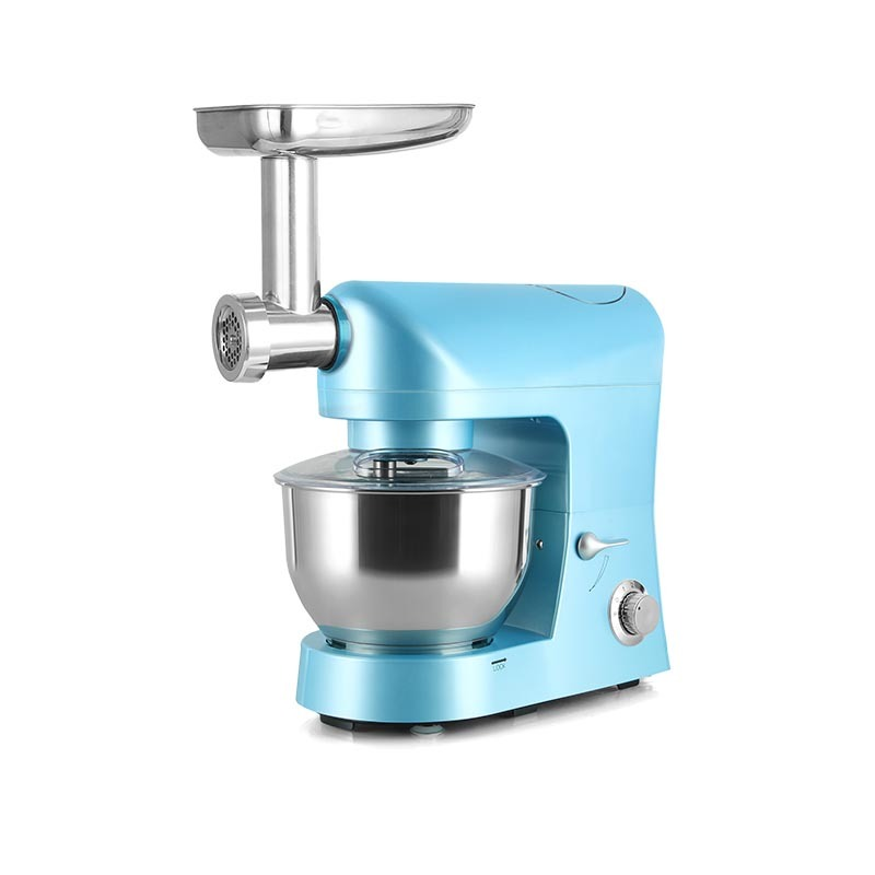 1200W 5L Professional 6-Speed Control Tilt-Head Design Multi-function Kitchen Electric Food Stand Mixer SM-168C
