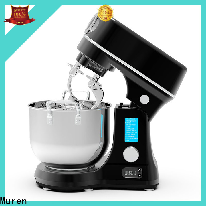 Muren Hot sale cooks stand mixer company for baking