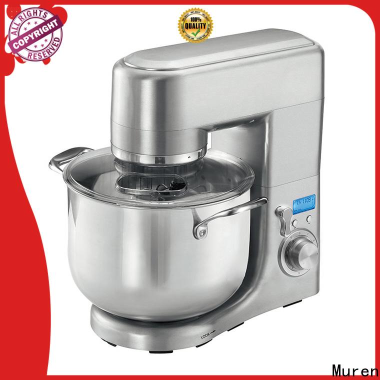 Muren aluminium cooks stand mixer suppliers for home