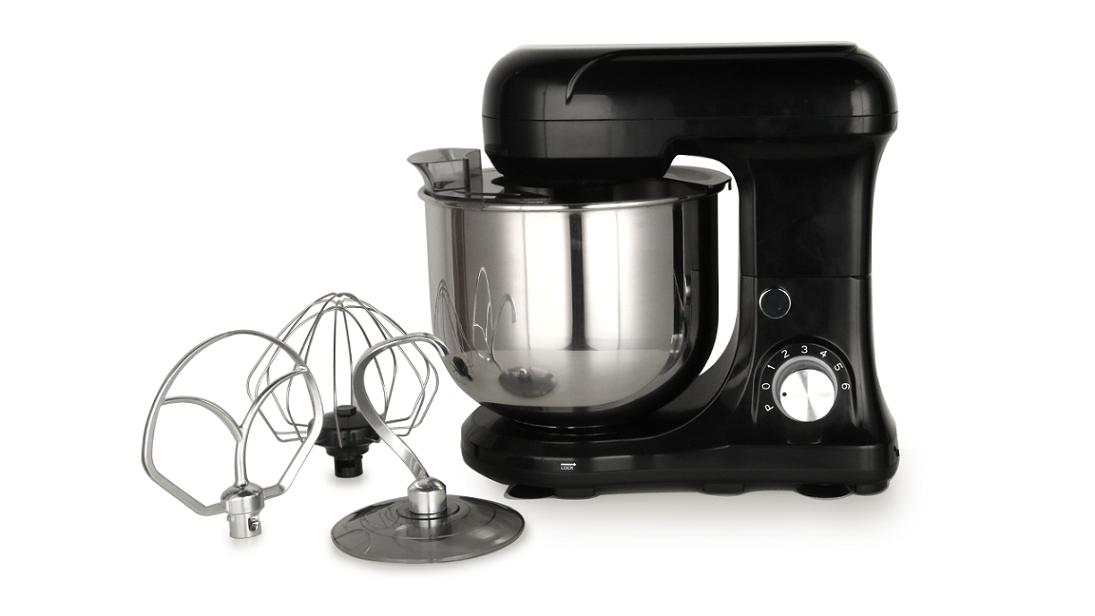 Ultra silent kitchen stand mixer MK-15